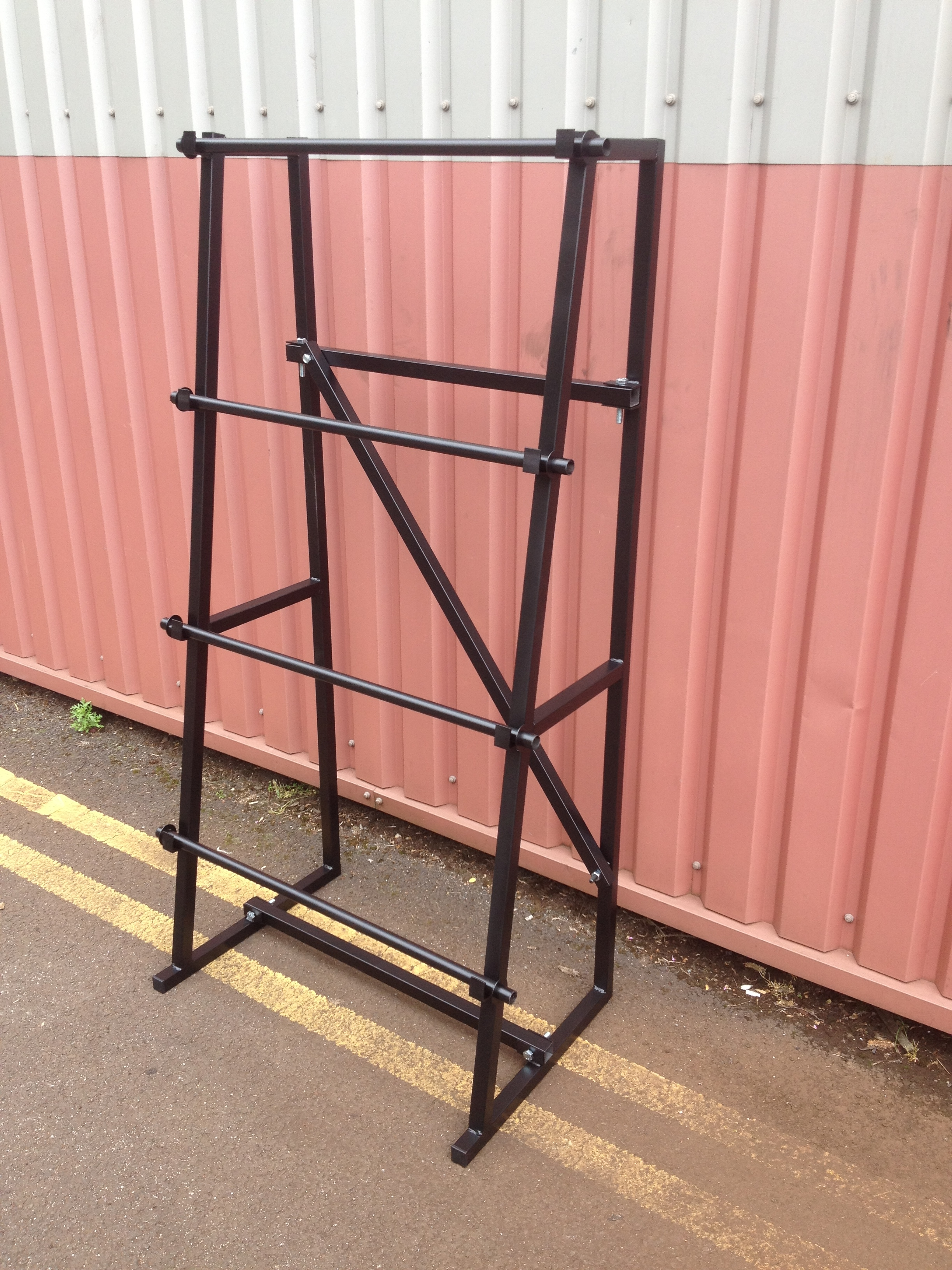 Cable Wire Reel Stand Uk Display Stands