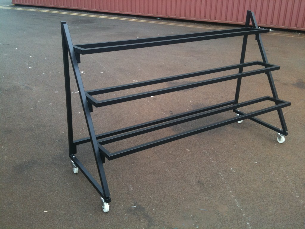 PLANT TRAY STAND