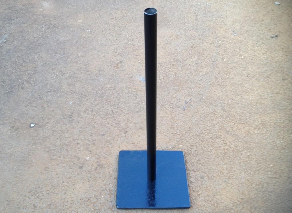 Single Rug Pole