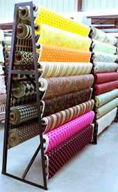 FABRIC 16 ROLL STAND 1.5M WIDE