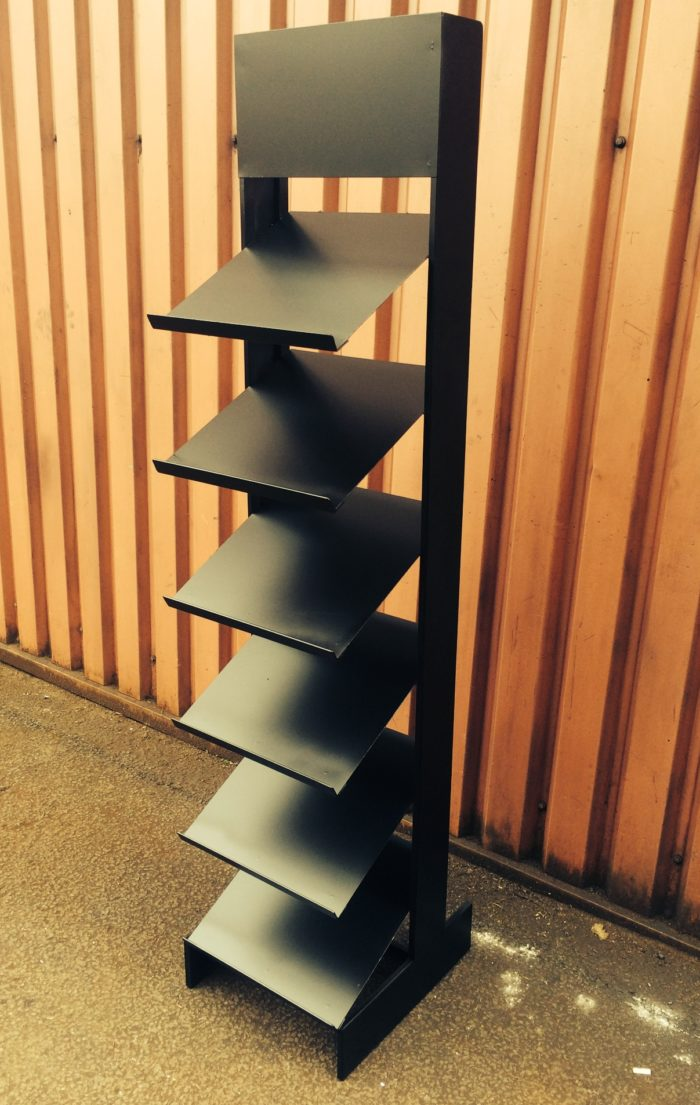 GRASS STAND SAMPLE LECTURN 6 TIER