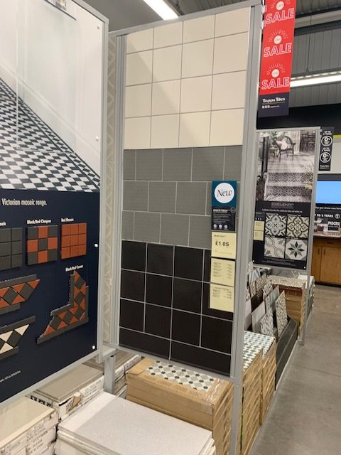 Tile Stands